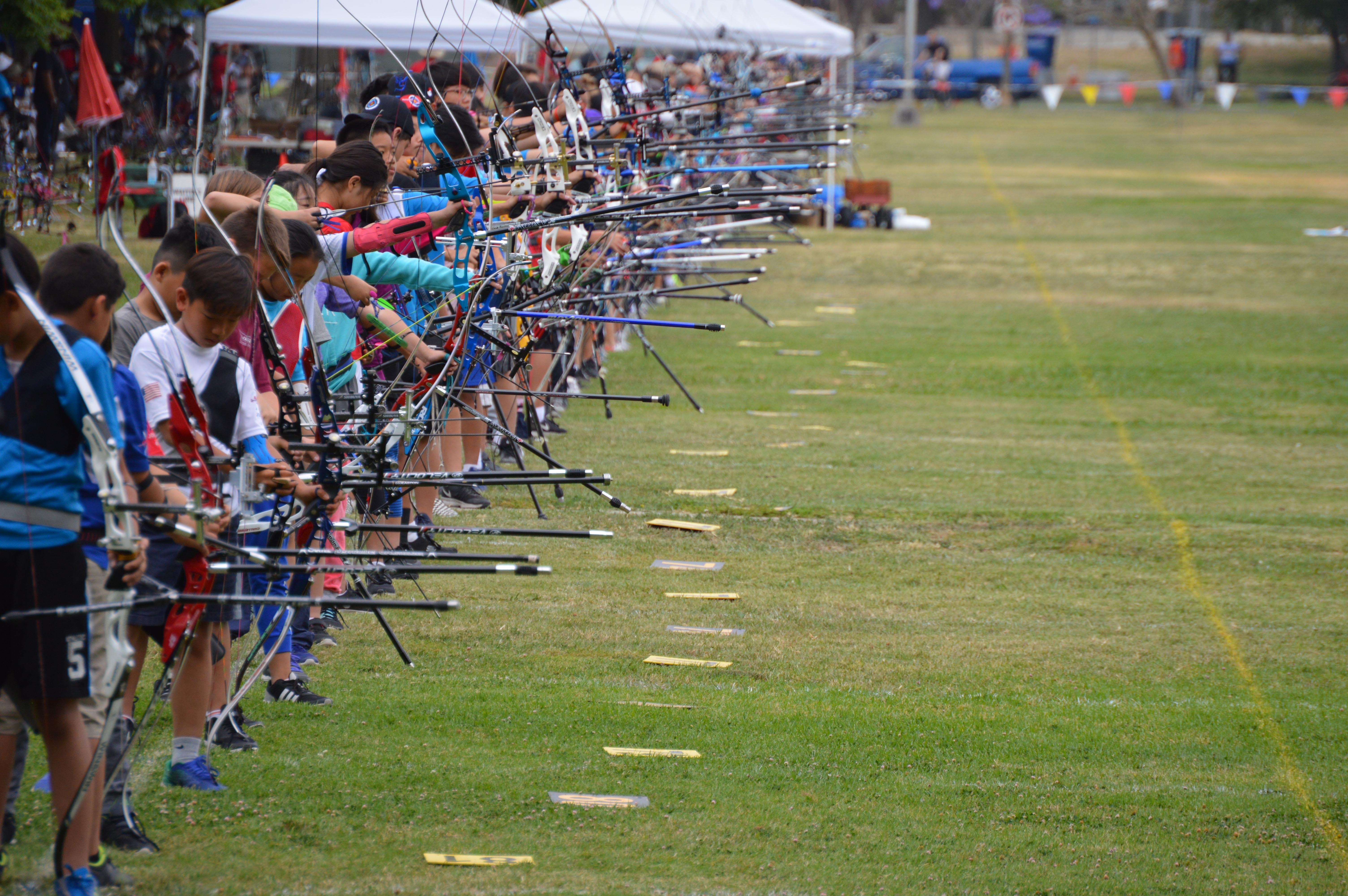 46th California State Outdoor Archery Championship 2017