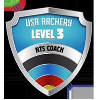 Level 3-NTS Coach Patch